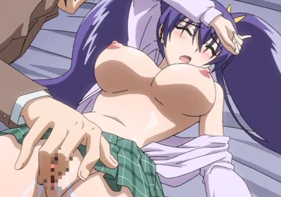 超ムラムラアニメキター!!ツンデレ義妹を心いくまで味わう!手マンでじらせば巨乳を揺らしておねだり♡覚悟の中出し!!